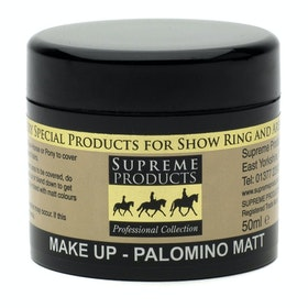 Supreme Products Matte Make Up Show Preparation - Palomino