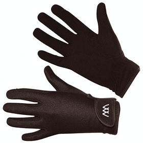 Woof Wear Connect Gloves - Chocolate