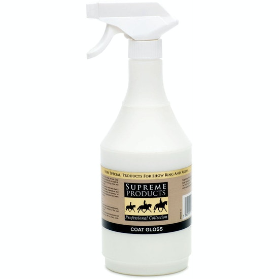 Supreme Products Gloss Fellpflege