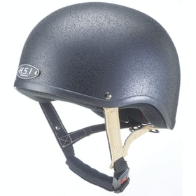 Gatehouse HS1 Jockey Riding Skull - Black