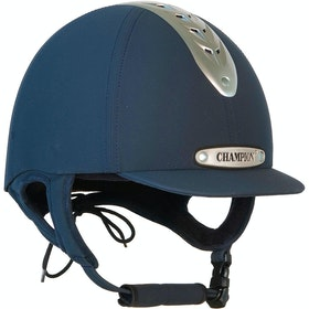Champion Evolution Riding Hat - Navy