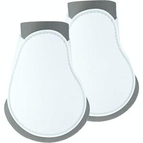 Horze Slim Line Fetlock Boots - White Grey