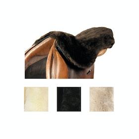Nakładka na siodło LeMieux Lambskin - Black