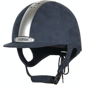 Champion Ventair Riding Hat - Navy