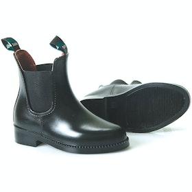 Dublin Universal Kids Jodhpur Boots - Black
