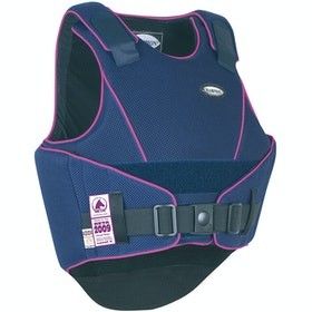 Gilet de protection Champion Flexair Body Protector - Navy/Purple