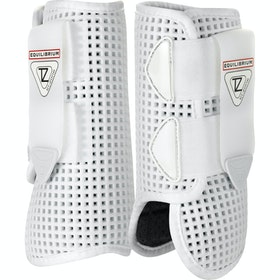 Equilibrium Tri-Zone 2019 All Sports Tendon Boot - White