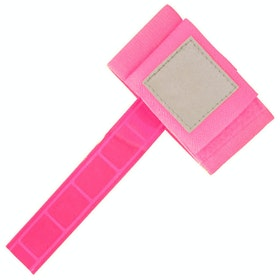 Roma Tail Reflective Band - Pink