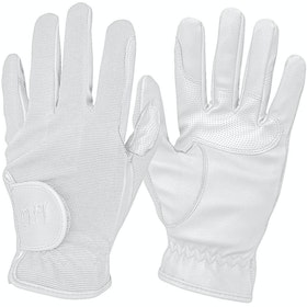 Competition Glove Mark Todd Super Riding - White