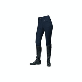 Mark Todd Gisborne Ladies Riding Breeches - Navy