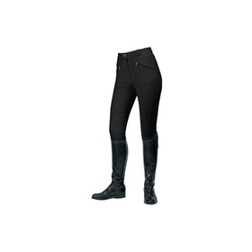 Mark Todd Gisborne Ladies Riding Breeches - Black