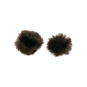 LeMieux Lambskin Ear Plug - Brown