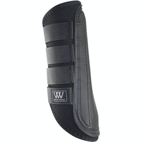 Woof Wear Single Lock Brushing Boot - Black