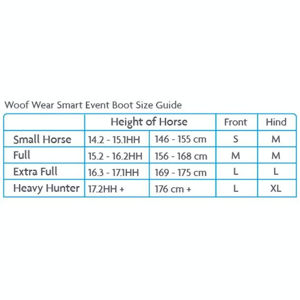 Woof Wear Smart Front Turnierstiefel