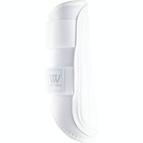 Woof Wear Double Lock Brushing Boot - White