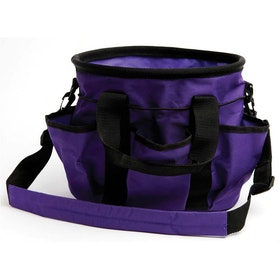 Roma Grooming Carry Bag for Grooming Kit - Purple