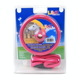 Likit Holder Stable Toy - Glitter Pink