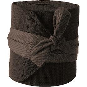 JHL Elastic Tail Bandage - Black