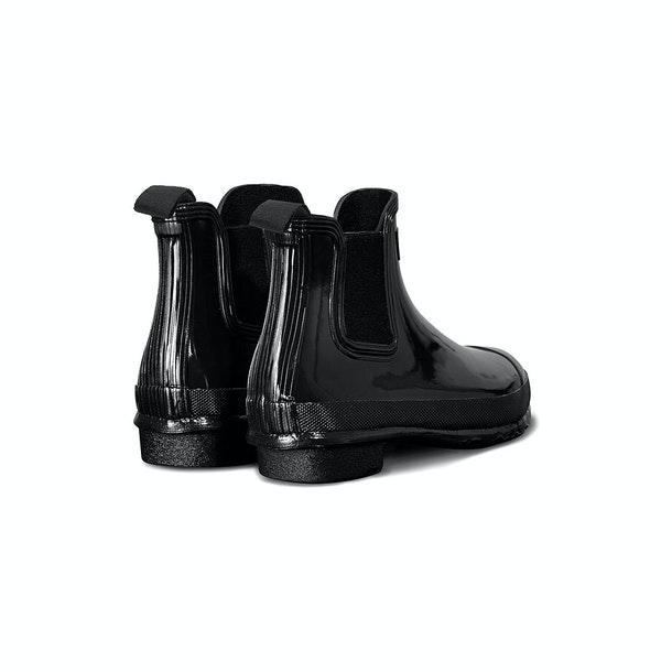 Hunter Original Chelsea Gloss Ladies Wellington Boots
