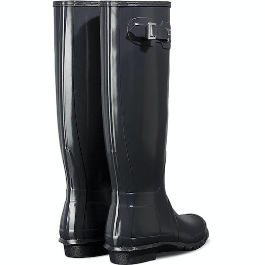 Hunter Original Tall Gloss Regenlaarzen