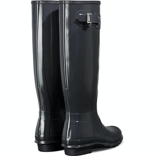 Hunter Original Tall Gloss Ladies Wellingtons