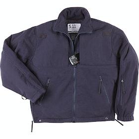 5.11 Tactical Fleece Jacket - Dark Navy