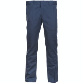 Dickies WP872 Slim Fit Work Chino Pant - Dark Navy
