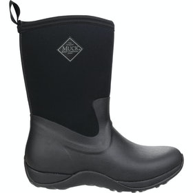 Muck Boots Arctic Weekend Ladies Wellies - Black Black