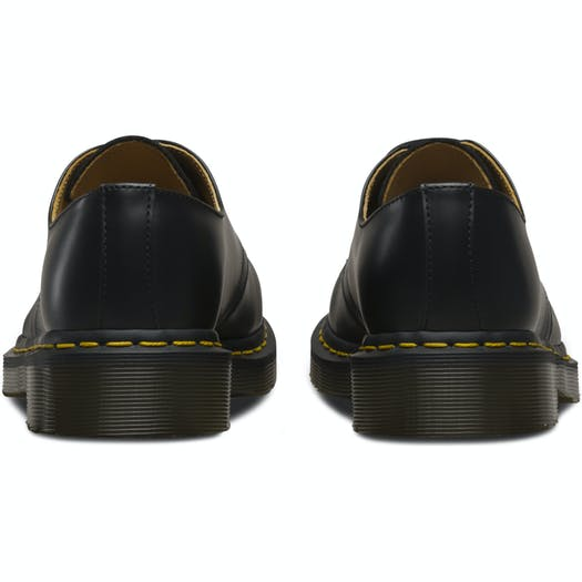 look out for sleek half off Dr Martens 1461 Smooth Dress Shoes available from Blackleaf