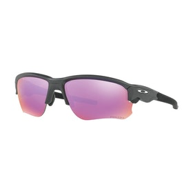 Oakley Flak Draft , Solbriller - Steel ~ Prizm Golf