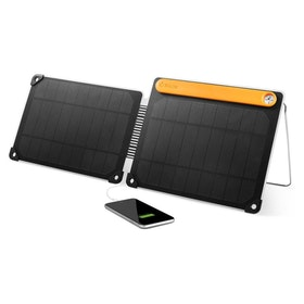 Biolite Solar Panel 10 Plus Charger - Black