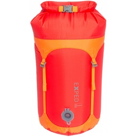 Saco do Dia-a-Dia Exped Waterproof Telecompression Small - Red