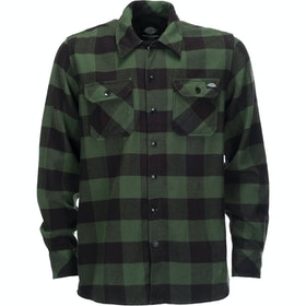Camisa Dickies Sacramento - Pine Green