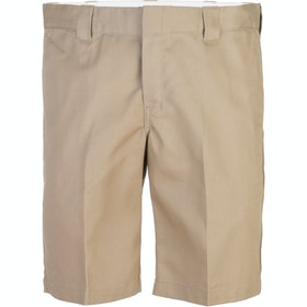 Dickies 11 Inch Slim Straight Work Walk Shorts - Khaki
