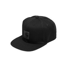 Carhartt Logo Cap - Black