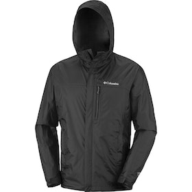 Columbia Pouring Adventure II Waterproof Jacket - Black