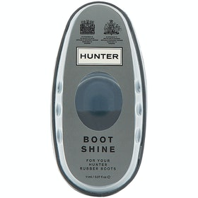 Hunter Boot Shine Cleaning - Clear