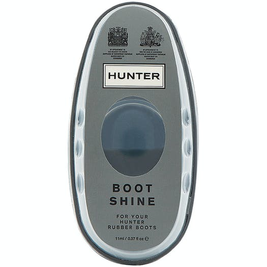 Limpeza Hunter Boot Shine