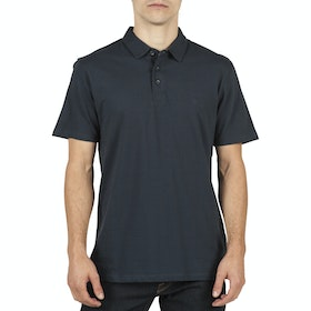 Volcom Wowzer Polo Shirt - Navy