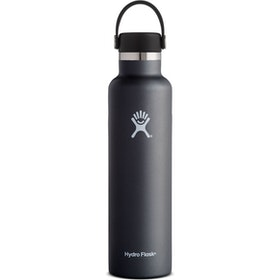 Hydro Flask 24 oz Standard Mouth Water Bottle - Black