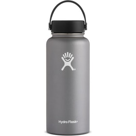 Hydro Flask 32 oz Wide Mouth Water Bottle - Graphite