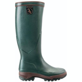 Aigle Parcours 2 Wellies - Bronze Green