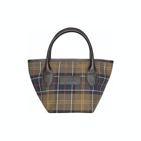 Barbour Tartan Tote Ladies Handbag - Classic