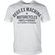 Deus Ex Machina Camperdown Address T Shirt