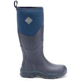 Muck Boots Greta II Max Ladies Wellies - Navy