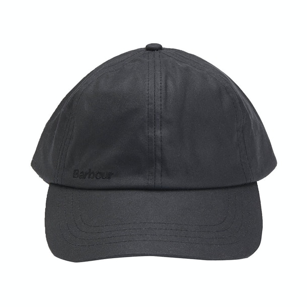 Barbour Wax Sports Mens Cap