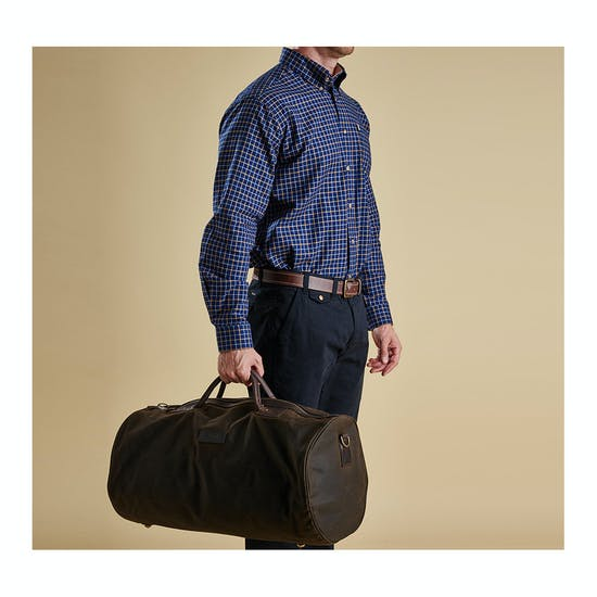 Barbour Wax Holdall Duffelbag