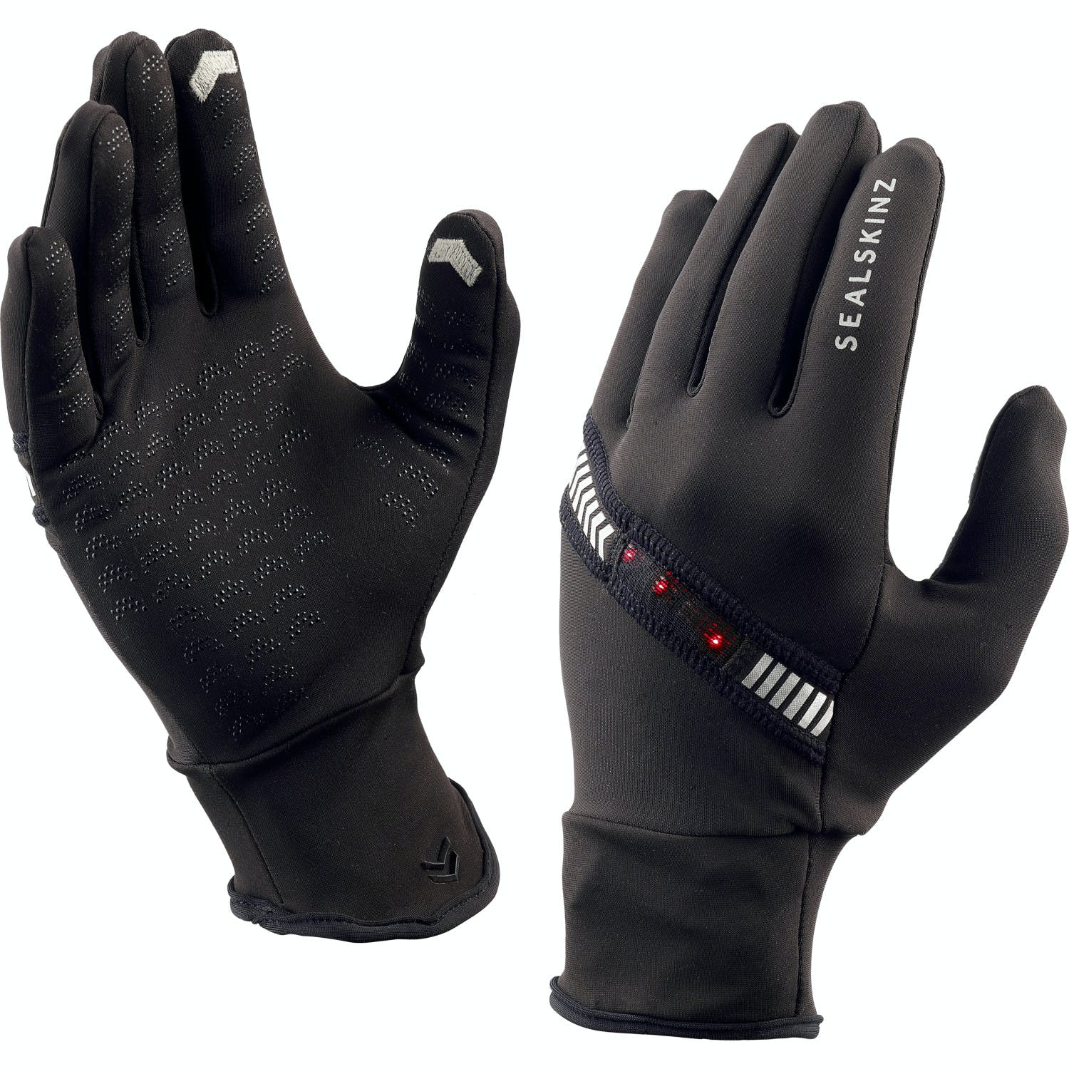 Sealskinz Halo Running Gloves From Nightgear Uk