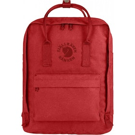 Fjallraven Re Kanken バックパック - Red