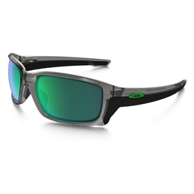 Óculos de Sol Oakley Straightlink - Grey Ink ~ Jade Iridium